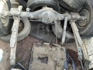 Мост. Toyota Hiace, LH80 Двигатель 2L