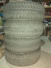 Bridgestone Blizzak DM-V1. Всесезонные, 2014 год, 70%, 4 шт