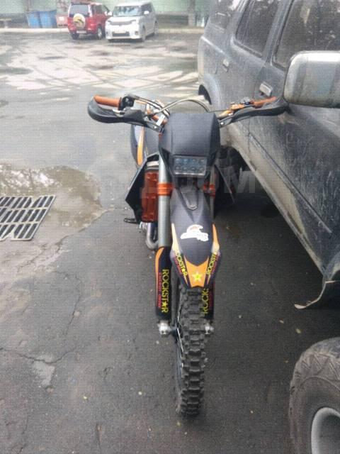 KTM 400 EXC. 400куб. см., исправен, птс, с пробегом