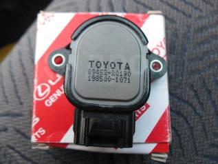 Датчик положения дроссельной заслонки. Toyota: Platz, Corona, Ipsum, Avensis, Corolla, MR-S, Yaris Verso, Tercel, Probox, Raum, Vista, Sprinter, Echo...