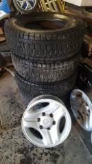 """Комплект колёс Литьё R16(6x139.7)Резина 265/70. x16"""" 6x139.70"""