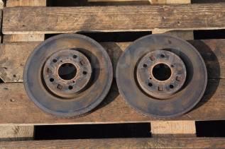 Диск тормозной. Toyota Crown Majesta, UZS186, UZS187 Двигатель 3UZFE