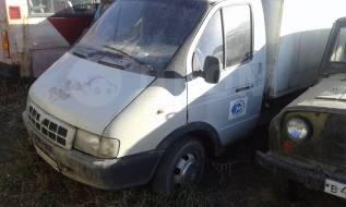 ГАЗ 33021. (фургон), 2 400куб. см.