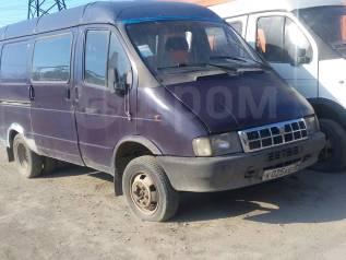 ГАЗ 2705. ГАЗ-2705, 2 400куб. см.