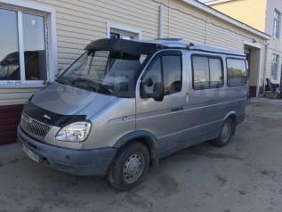 ГАЗ 2217 Баргузин. Продам соболь-баргузин, 2 300куб. см., 9 мест