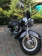 Harley-Davidson Heritage Softail FLST. 1 580куб. см., исправен, птс, без пробега