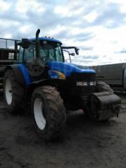 New Holland. Трактор колесный TM 190