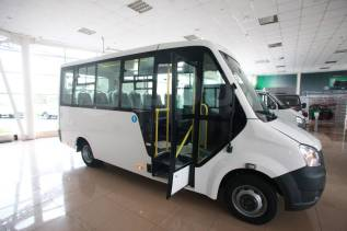 ГАЗ ГАЗель Next A64R42. Автобус Каркасный А64R42, 2 800куб. см., 19 мест