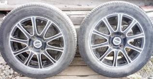 "Диски 4 114,3 R15, шины 185 65 R15, Toyota, Nissan. Возможен обмен. x15"" 4x114.30, 5x114.30"