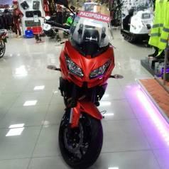 Kawasaki. 650куб. см., исправен, птс, без пробега