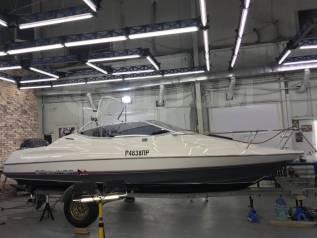 Bayliner. 1999 год год, длина 6,00м., двигатель подвесной, 115,00л.с., бензин
