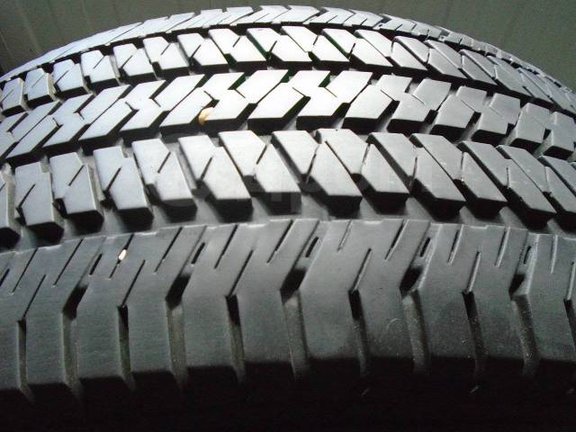 Bridgestone Dueler H/T 684II. Летние, 20%, 2 шт