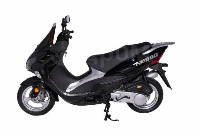 Скутер MOTO-ITALY Nesso 125, 2018. 125куб. см., исправен, без птс, без пробега. Под заказ