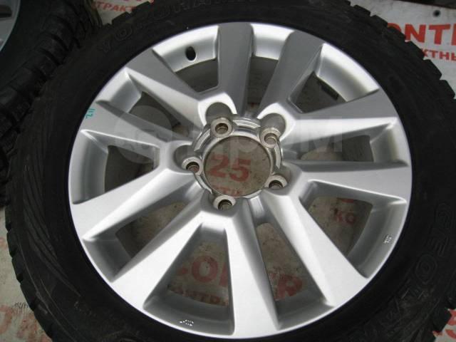 "Продам шины 285/50R20 на литых дисках Land Cruiser 200. 8.5x20"" 5x150.00 ET60"