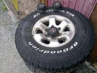 "Комплект колёс BFGoodrich All-Terrain T/A 31x10.50 R15LT. x15"" 6x139.70"