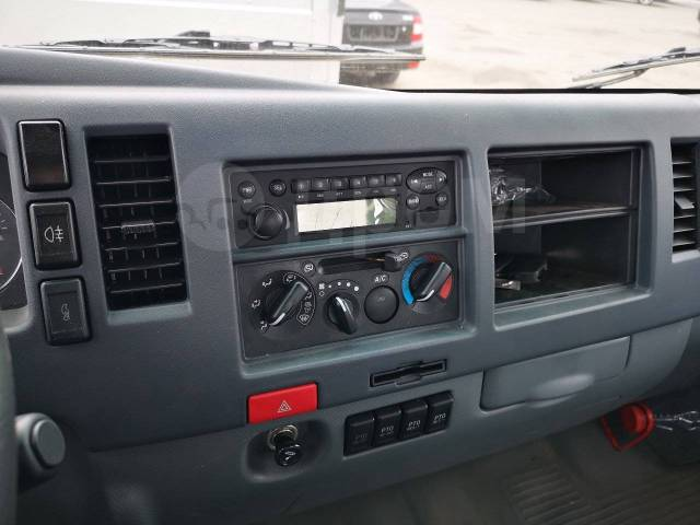 JAC N120. КМУ Tadano FX304 на новом аналог КАМАз 5308, 3 800куб. см., 7 000кг., 4x2