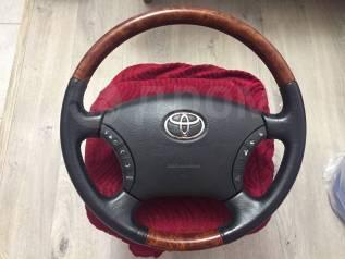 Руль. Toyota Land Cruiser, FZJ100, HDJ100, HDJ100L, J100, UZJ100, UZJ100L, UZJ100W Toyota Hilux Surf, GRN215, GRN215W, KDN215, KDN215W, RZN215, RZN215...