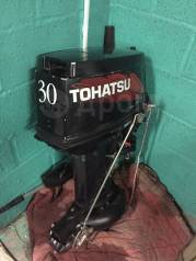 Tohatsu. 30,00л.с., 2-тактный, бензиновый, нога S (381 мм), 2008 год год
