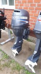 Yamaha. 50,00л.с., 4-тактный, бензиновый, нога L (508 мм), 2002 год год