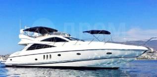 Яхта 66 футов для Комфортного отдыха. БЕЗ Посредников. 14 человек, 35км/ч