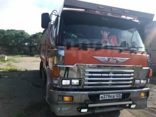 Hino. Продам грузовик с манипулятором Хино 4вд, 17 000куб. см., 10 000кг., 6x4