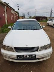Nissan Cefiro. VQ25DE