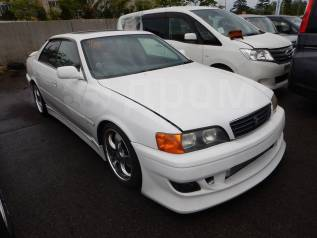 Toyota Chaser. JZX100, 1JZ GTE