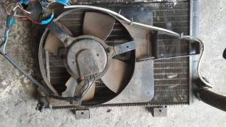 Радиатор охлаждения двигателя. Лада 2106, 2106 Лада 2107, 2107 Лада 2101, 2101