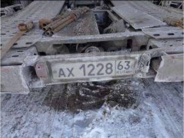 Rolfo Formula Arctic. Полуприцеп-автовоз Rolfo Arctic V 3.6 Автовоз, 27 000кг.