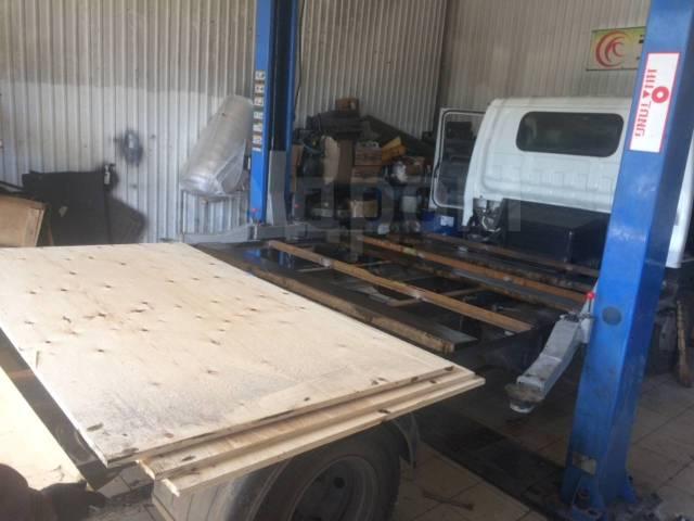 Услуги по ремонту грузовых автомобилей