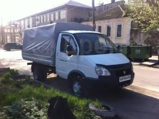 ГАЗ 3302. ГАЗ-3302, 2 400куб. см., 2 000кг.