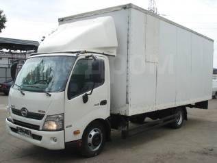 Hino 300. мебельный фургон 15 евпропаллет (0007), 4 000куб. см., 5 000кг.
