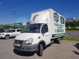 ГАЗ 320202. Продам газель с мотором от тойоты, 3 000куб. см., 2 500кг.
