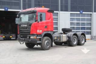 Scania. G440CA6X6EHZ, 13 000куб. см., 6x6