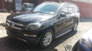 Mercedes-Benz GL-Class. W166 X166, OM642DE30LA