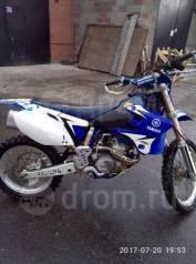 Yamaha WR 450F. 450куб. см., исправен, птс, с пробегом