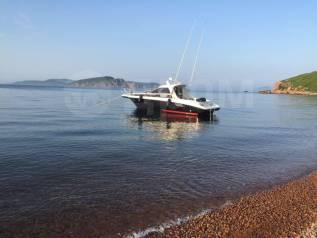 Аренда катера, Романтические прогулки, отдых, рыбалка. 6 человек, 40км/ч