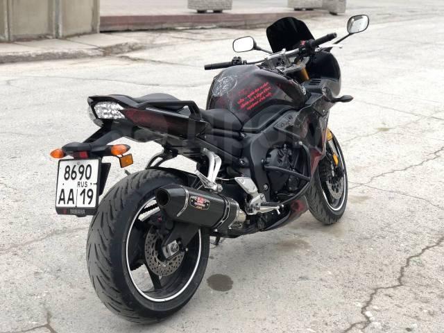 Yamaha FZ 1. 1 000куб. см., исправен, птс, с пробегом