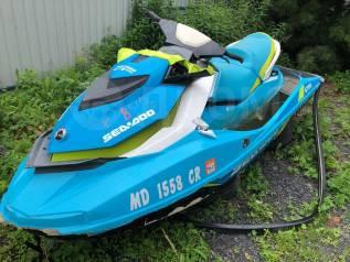 BRP Sea-Doo GTI. 155,00л.с., 2015 год год