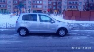 Mazda Demio. Без водителя