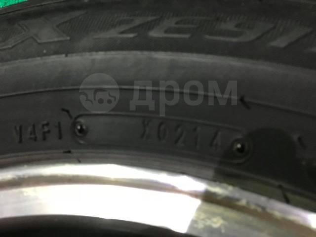 """Оригинальные диски Subaru на летней резине 215/60R16. 6.5x16"""" 5x100.00 ET48 ЦО 56,1мм."""