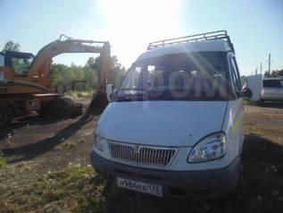 """ГАЗ ГАЗель Микроавтобус. Продается микроавтобус , категории В, """"Газель""""-8 мест., 2 400куб. см., 8 мест"""