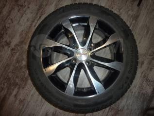 """Комплект колес с летней резиной. 6.0x15"""" 4x100.00 ET50 ЦО 56,0мм."""