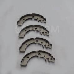 Колодки тормозные барабанные. Honda: Ballade, Civic, CR-X, Civic CRX, Integra Двигатели: EW2, EW3, B16A1, D12B1, D13B, D13B1, D13B2, D14A1, D15B, D15B...
