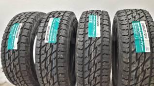Bridgestone Dueler A/T 697. Грязь AT, 2017 год, без износа, 1 шт