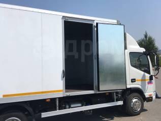 JAC N75. Изотермический фургон (Isuzu) 2018 г. - от официального дилера, 3 760куб. см., 4 470кг.