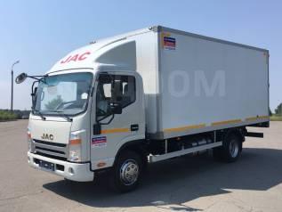 JAC N75. Изотермический фургон (Isuzu ELF) - от официального дилера в, 3 760куб. см., 4 470кг., 4x2