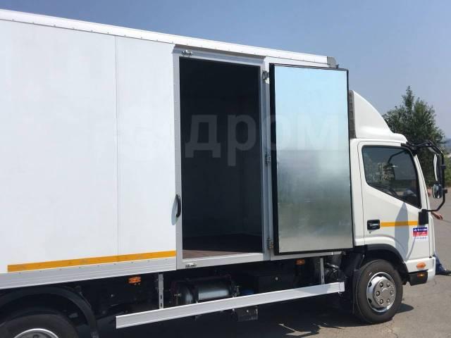 JAC N75. Изотермический фургон/рефрижератор - от официального дилера в, 3 760куб. см., 4 470кг.