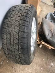 Bridgestone Dueler A/T 697. Летние, 2016 год, без износа, 1 шт