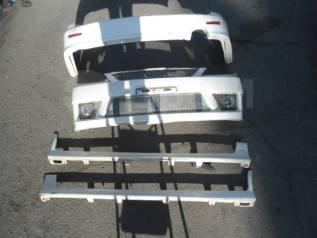Обвес кузова аэродинамический. Nissan Wingroad, VHNY11, WFY10, WHNY11